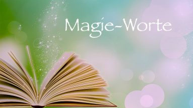 Magie-Worte überzeugen