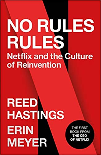 Buch Netflix No Rules
