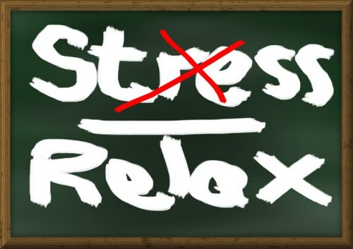 Relax statt Stress