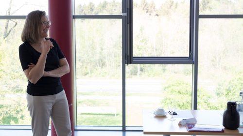 Dagmar Gerigk Trainerin