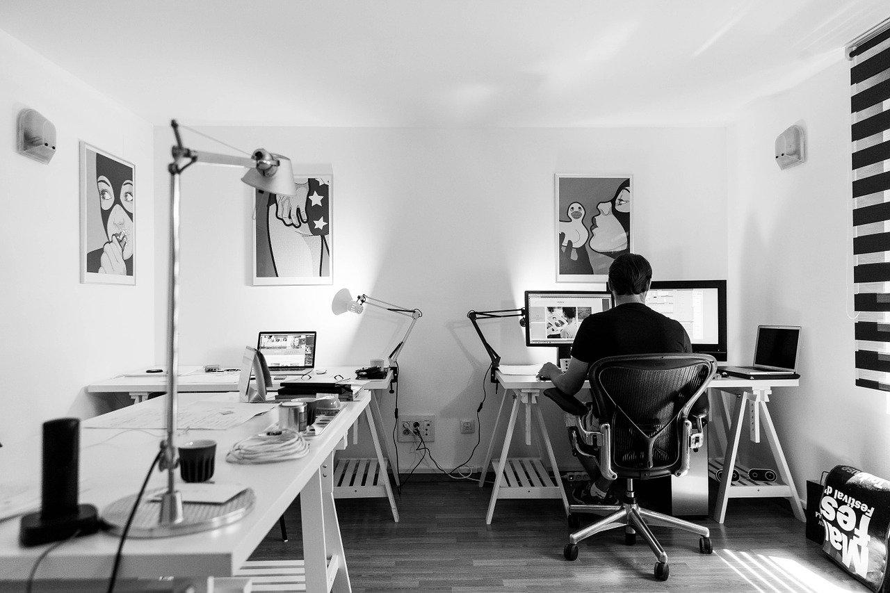 HomeOffice: 5 Bausteine für ein virtuelles Mindset